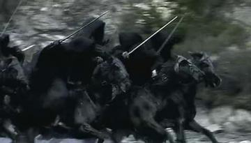 Rauhnächte - Die 12 Nächte der dunklen Reiter