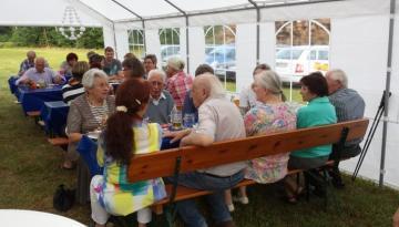 Auf zum Gspannberger- Rührersberger Dorffest 2017 ...
