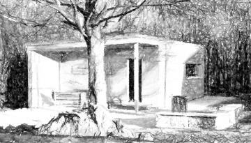 ROCK-OLA 477 Musikbox im Gspannberger Dorfhaus läuft