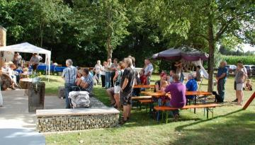 Auf zum Gspannberger- Rührersberger Dorffest 2019