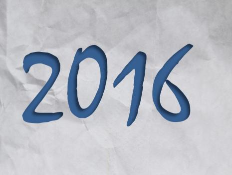 Einen guten Rutsch und alles Gute für das neue Jahr 2016 ...