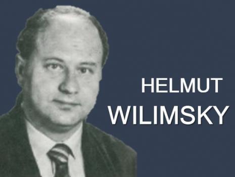 Helmut Wilimsky – Wer das Erbe seiner Väter …
