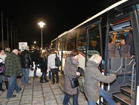 Rührersberger und Gspannberger protestieren gegen Stromautobahn