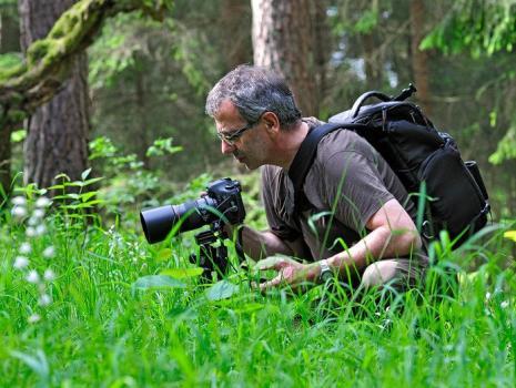 Hubert Schraml - eine Hommage an einen Fotografen ...