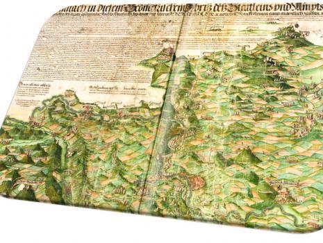 Die verschwundene Burg Hohenrasch nahe Gspannberg