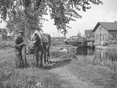 Der Ludwig-Donau-Main-Kanal oder der alte Kanal