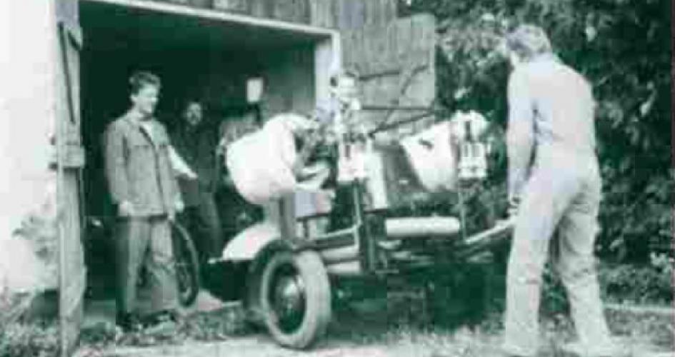 Gspannberger Feuerwehr und seine Geschichte